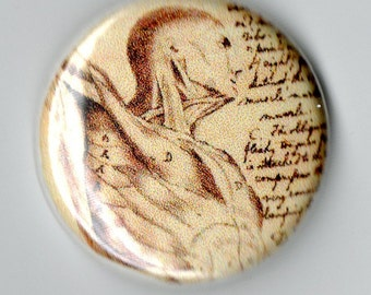 Muscles, Muscles and more Muscles 1 inch Button trio
