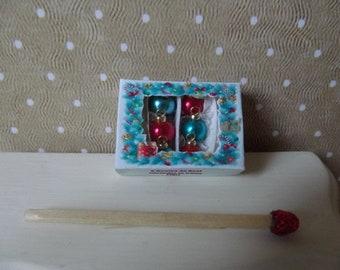 Box Christmas balls