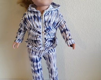 18 Inch Girl Doll Outfit #186