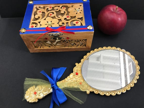 Snow White Mirror Snow White Jewelry Box Snow White Party