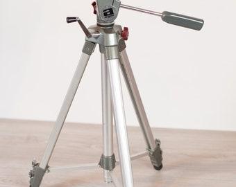 L'éclairage Tripod - trépied léger appareil photo Vintage Movie - Argus trépied professionnel modèle GD3500 - Made in Japan