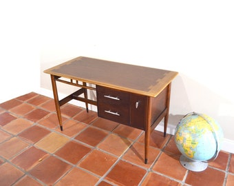 Mid Century Modern Desk by Lane Acclaim