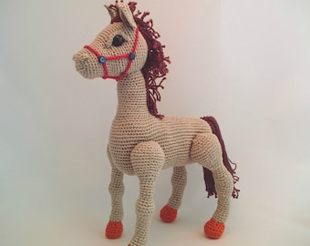 Horse, Unicorn & Pegasus - 3-in-1 PDF Crochet Pattern [Instant Download]