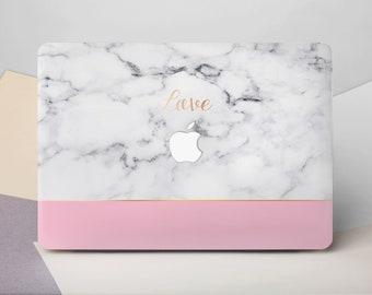 Marble Bone Case MacBook Air 11 Cover Macbook Pro 13 Macbook Laptop Case MacBook Pro Cover MacBook Pro 15 Case Laptop Mac 12 Case CG6013