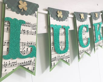Lucky Banner / St. Patrick's Day Banner