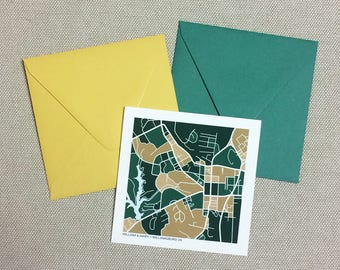 William & Mary Notecards