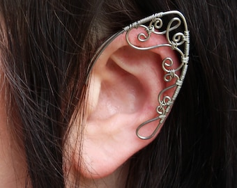 Elven Ear Cuffs - Fairy Elf Elfin Faerie