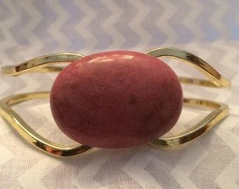 Pink Jasper Bracelet