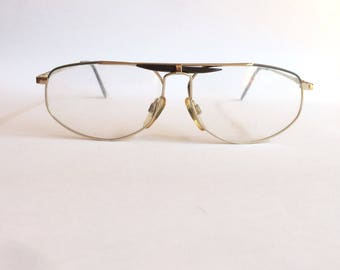Deadstock vintage 1980's Casa 9009 D Aviator Glasses