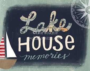 Lake House Memories