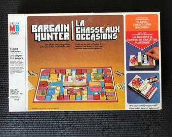 Bargain Hunter Vintage Board Game