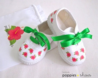 Hibiscus Flower Slippers