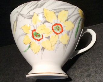 Gladstone Yellow Jonquil Tea Cup