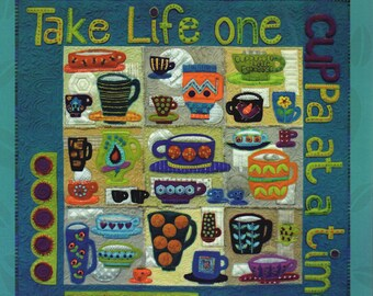 Cuppa: Take Life One Cuppa at a Time