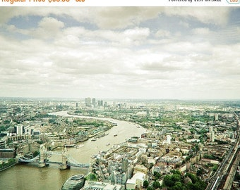 London art print, London photography, London view, London photo, London skyline