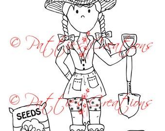 Gardener Pattieboop