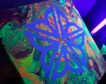 Neon/GITD Liquid ROC