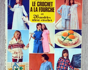 Magazine Modes & work - hook (Vintage)