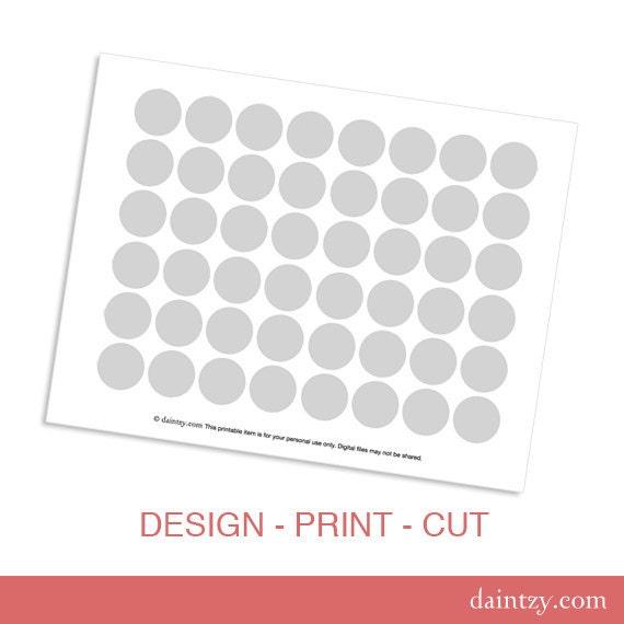 Hershey Kuss ausdruckbare Vorlage DIY Blank machen Ihre