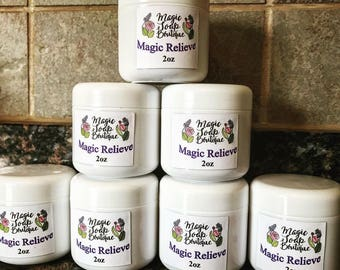 Magic Relieve, 1-2oz ointment