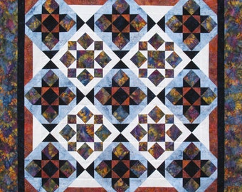 Grand Illusions Quilt Pattern