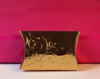 box gold,  gift box, box, jewelry box, jewelry box, gift box, packagin, packaging, cardboard boxes, paper boxes