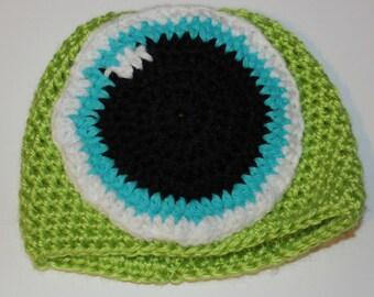 Green Monster Hat