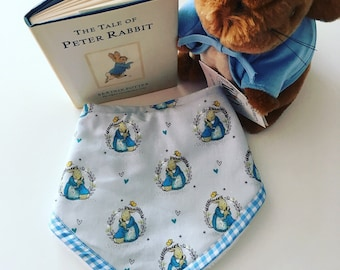 Peter Rabbit Daylong dribble bib
