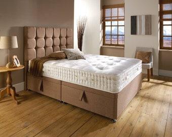 Ottamon Storage Bed