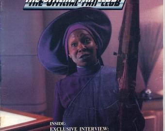 Star Trek the official Fan Club Magazine #79 April May 1991 VG