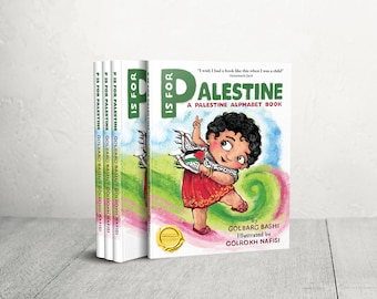 Pre-Order 4th Edition of 'P is for Palestine' - Shipping in Fall, 2018!