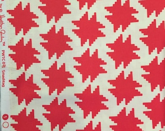 Heather Bailey Hashtag Cotton Fabric By the Yard