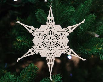 Provo City Center Temple Christmas Ornament