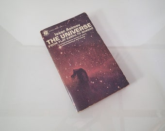 Isaac Asimov - The Universe - 1968 Discus First Edition Paperback