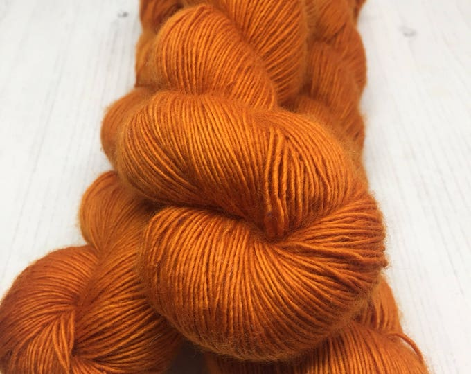 Rusty - 100% Superwash Merino Singles