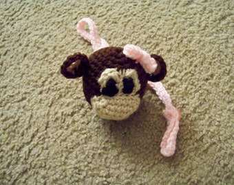 Monkey Shines Pacifier Holder