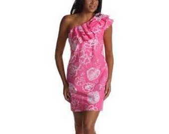 Vintage Lilly Pulitzer Sandra Dress - Size 10 NWT