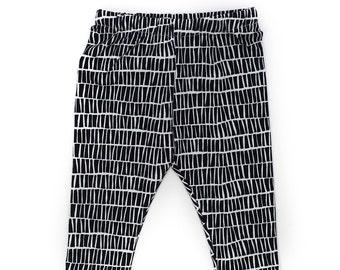 Matchsticks Knit Cotton Leggings // Preemie-24 mos.