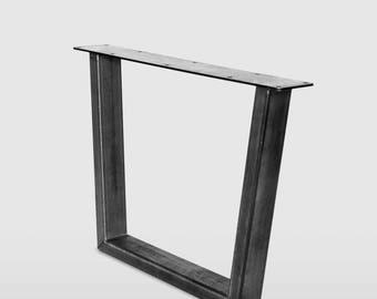 Metal Table Legs Etsy
