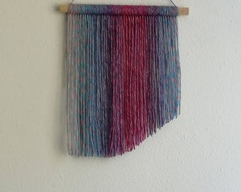 Small Bohemian Wall Hanging Tapestry