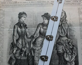 Corset busk 30,5 cm long for overbust corset historical or modern