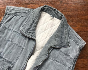 Vintage 80s Puffy Vest