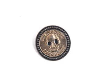 Rider pin, skull pin, motorcycle, rider brooch,lapel pins, backpack pin, skull brooch, motorcycles pins, skull lapel pin,hard rider