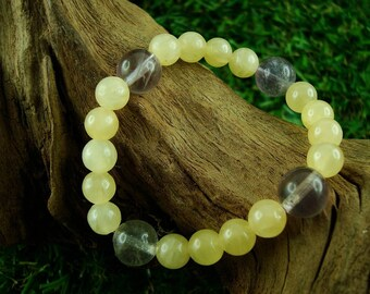 "Children healing stone bracelet ""I grow"""