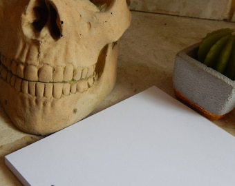 Barbastella 'Cranium Avium' Notepad