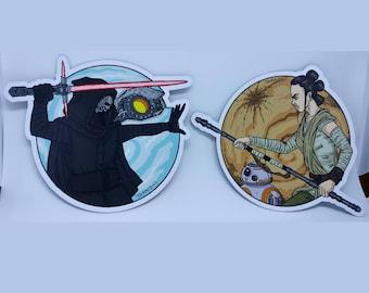 Star Wars Bundle Magnet Set
