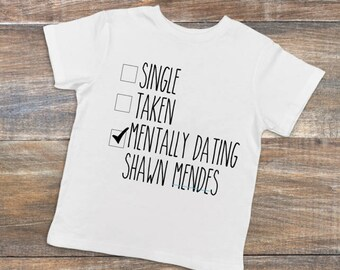Shawn Mendes Tee