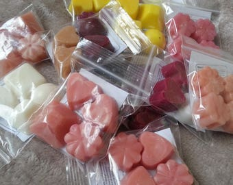 Strong Scented Wax Melts for burners. Assorted Scents.