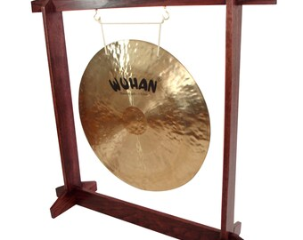 Red Oak Gong Stand - Fits Up To 22 Inch Gong