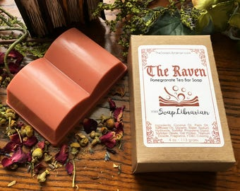 The Raven Bar Soap